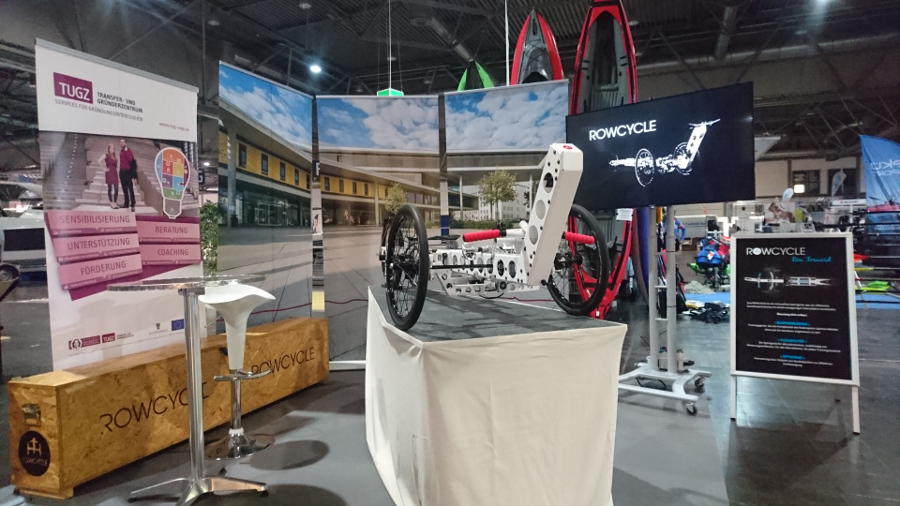 Rowcycle Beach and Boat Messe
